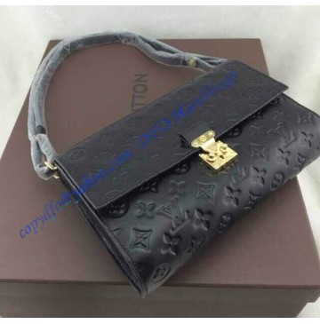 Louis Vuitton Monogram Empreinte Fascinante 3 in 1 Bag M41034 black