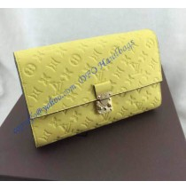 Louis Vuitton Monogram Empreinte Fascinante 3 in 1 Bag M41034 lemon yellow