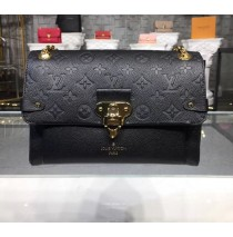Louis Vuitton Monogram Empreinte Vavin PM Black M44151