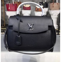 Louis Vuitton Lockme Ever M51395 Black