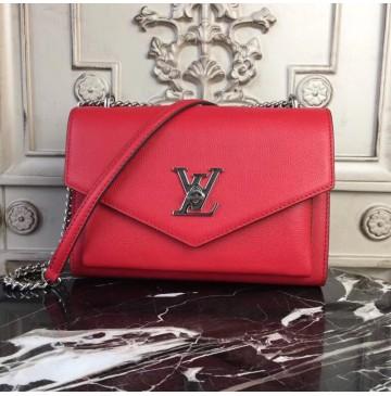 Louis Vuitton Mylockme BB Rubis M51419