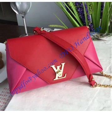 Louis Vuitton Love Note Red M54501