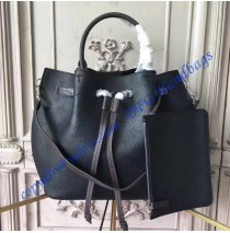 Louis Vuitton Mahina Girolata Black