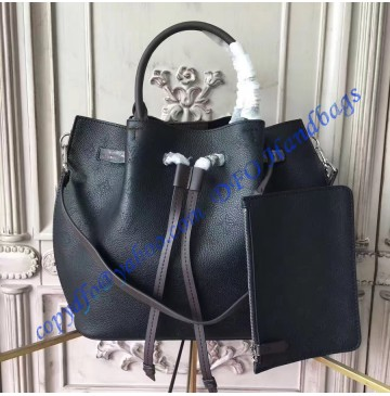 Louis Vuitton Mahina Girolata Black