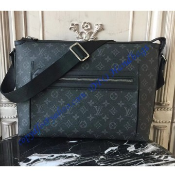 Louis Vuitton Monogram Eclipse Odyssey Messenger MM M44224