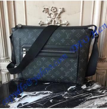 Louis Vuitton Monogram Eclipse Odyssey Messenger PM M44223