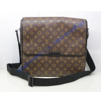 Louis Vuitton Monogram Macassar Bass GM M40386