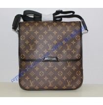 Louis Vuitton Monogram Macassar Bass MM M56715