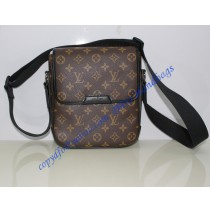 Louis Vuitton Monogram Macassar Bass PM M56717