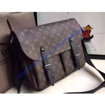 Louis Vuitton Monogram Macassar Christopher Messenger