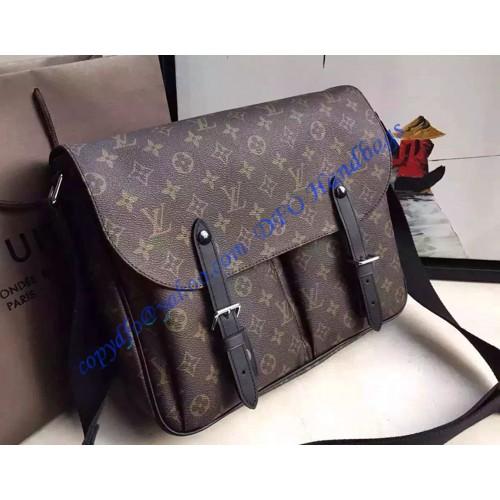 75555a80e796 Louis Vuitton Monogram Macassar Christopher Messenger – LuxTime DFO ...