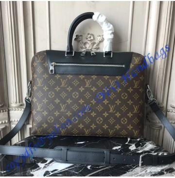 Louis Vuitton Monogram Macassar Porte-Documents Jour M54019