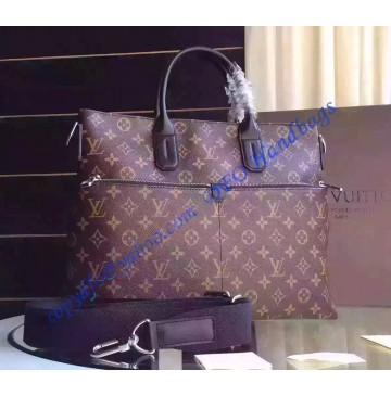 Louis Vuitton Monogram Macassar 7 days A Week M61288
