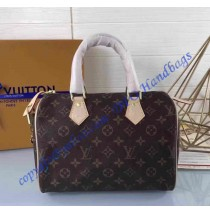 Louis Vuitton Monogram Canvas Speedy 25 M41528