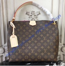 Louis Vuitton Monogram Canvas Graceful PM Pivoine M43700