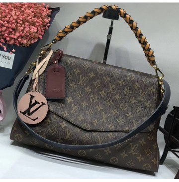 Louis Vuitton Monogram Canvas Beaubourg MM M43953