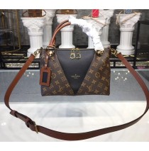 Louis Vuitton Monogram Canvas V Tote BB Noir M43976