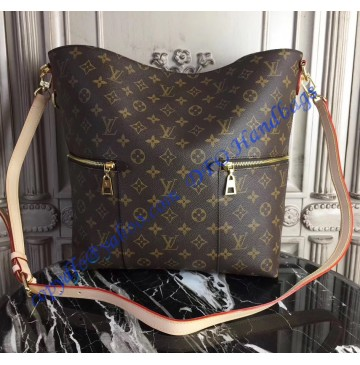 Louis Vuitton Monogram Canvas Melie M41544