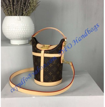 Louis Vuitton Monogram Canvas Duffle Bag M43587