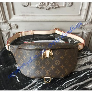 Louis Vuitton Monogram Canvas Bumbag M43644