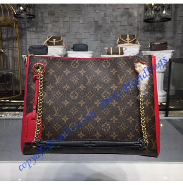Louis Vuitton Monogram Canvas Surene MM Cherry M43773