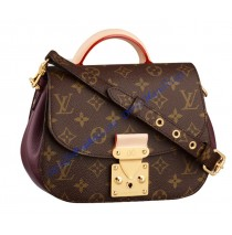 Louis Vuitton Monogram Canvas Eden PM Bordeaux M40577