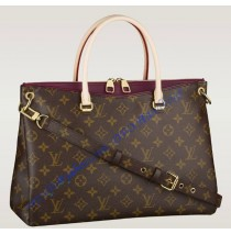Louis Vuitton Monogram Pallas M40906