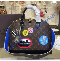 Louis Vuitton Monogram World Tour Alma PM M42839