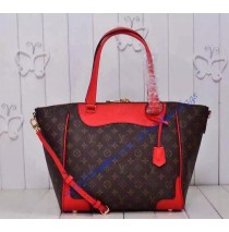 Louis Vuitton Monogram Canvas Estrela NM Coquelicot M51193