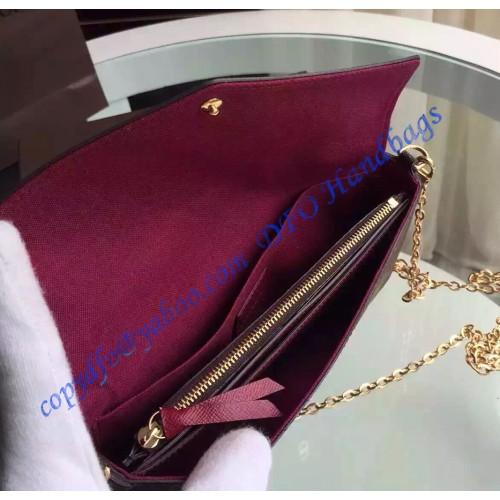 louis vuitton monogram canvas pochette felicie m61276  u2013 luxtime dfo handbags