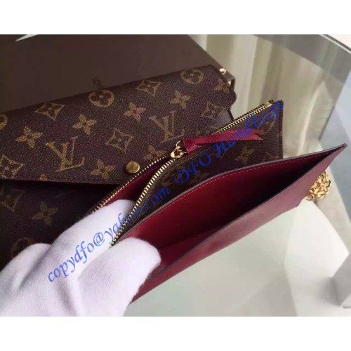 louis vuitton monogram canvas pochette felicie m61276  u2013 luxtime dfo handbags