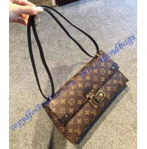 Louis Vuitton Monogram Canvas Sac Triangle PM M41693