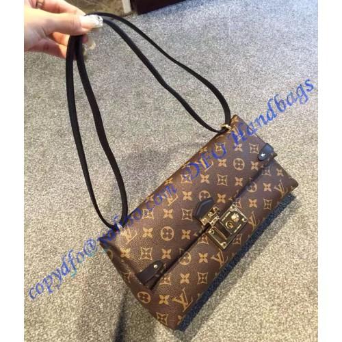 597578b45649 Louis Vuitton Monogram Canvas Sac Triangle PM M41693 – LuxTime DFO ...