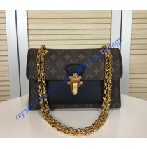 Louis Vuitton Monogram Canvas Victoire Black