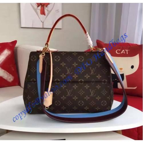 a1d24a5e70d2 Louis Vuitton Monogram Canvas Cluny MM M42735 – LuxTime DFO Handbags