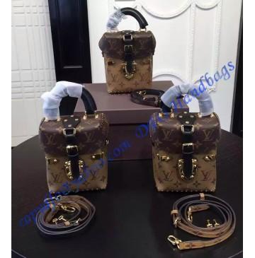 Louis Vuitton Reversed Monogram Camera Box