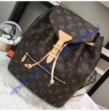 Louis Vuitton Monogram Montsouris M43431