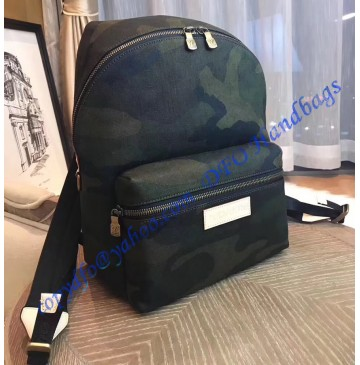 Louis Vuitton X Supreme Apollo Monogram Camo Backpack M44200