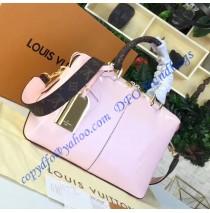 Louis Vuitton Vernis Lisse Tote Miroir Pink