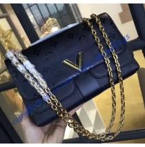 Louis Vuitton Very Chain Bag Black