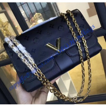 Louis Vuitton Very Chain Bag Black