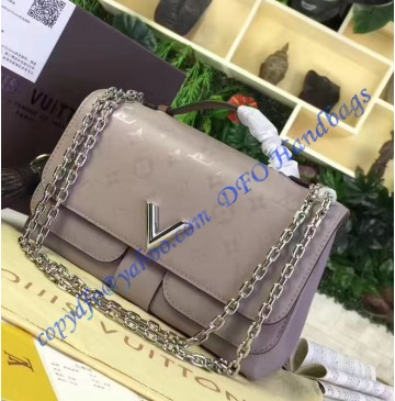 Louis Vuitton Very Chain Bag Gray