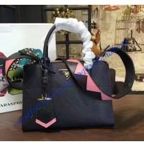 Prada Paradigme Bag Black