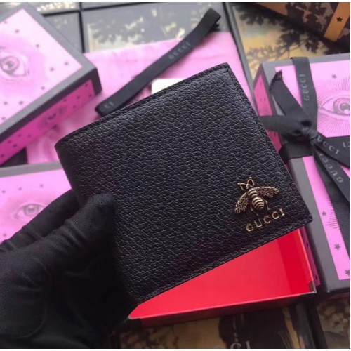 3a6648b727f Gucci Animalier Leather Wallet. Loading zoom