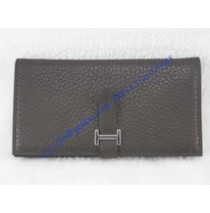 Hermes Bearn Long Wallet HW208 coffee
