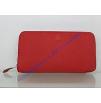 Hermes Azap long wallet HW309 red