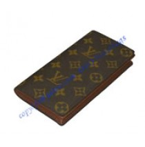 Louis Vuitton Monogram Canvas Porte Organizer Wallet M58102