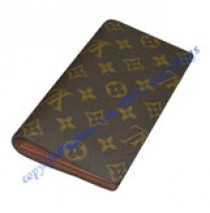 Louis Vuitton Monogram Canvas Colombus Wallet M60252