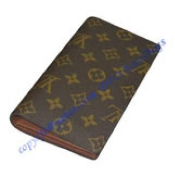 Louis Vuitton Monogram Canvas Colombus Wallet M60252