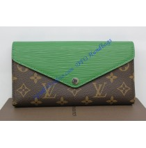 Louis Vuitton Marie-Lou Long Wallet M60497